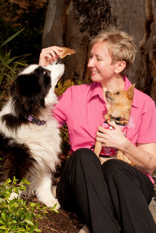 Jenni and Dogs - Osteoarthritis